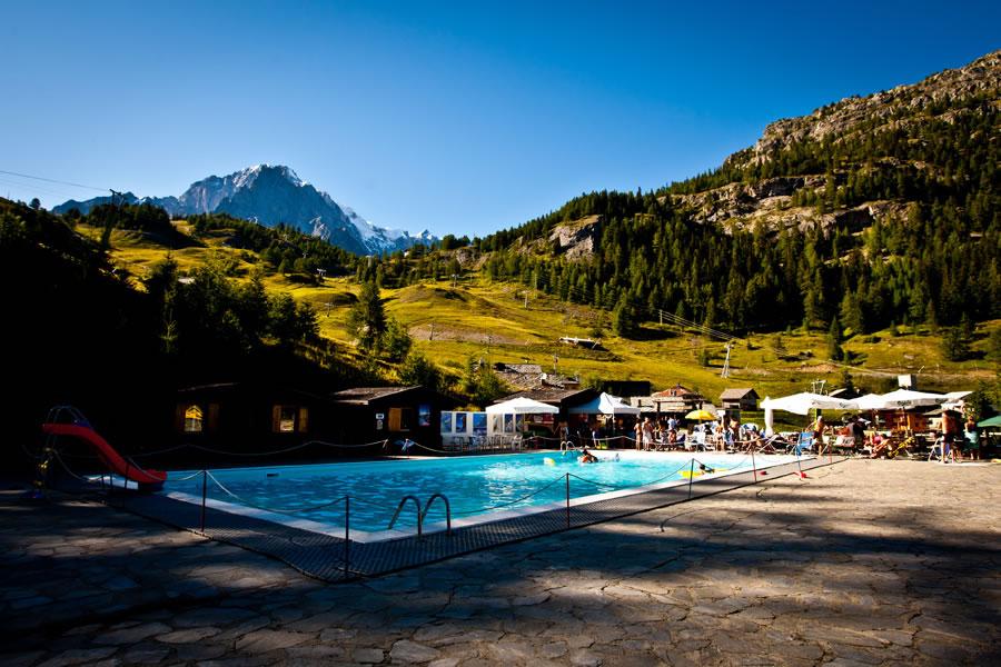 Attivit estive a courmayeur - Hotel courmayeur con piscina ...